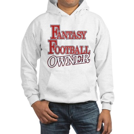 Fantasy Football Owner Hooded Sweatshirt