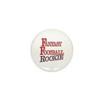 Fantasy Football Rookie Mini Button