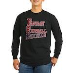 Fantasy Football Rookie Long Sleeve Dark T-Shirt