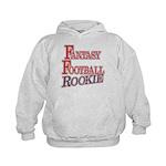 Fantasy Football Rookie Kids Hoodie