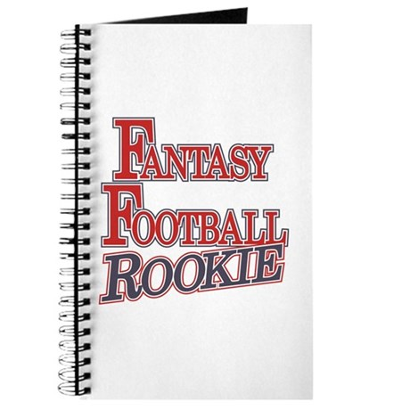 Fantasy Football Rookie Journal