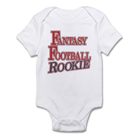 Fantasy Football Rookie Infant Bodysuit