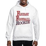Fantasy Football Rookie Hooded Sweatshirt