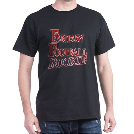 Fantasy Football Rookie Dark T-Shirt
