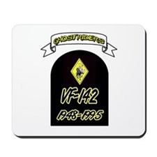 VF-143 GHOSTRIDERS Mousepad