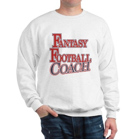 Fantasy Football Coach Sweatshirt