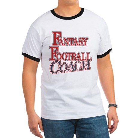 Fantasy Football Coach Ringer T