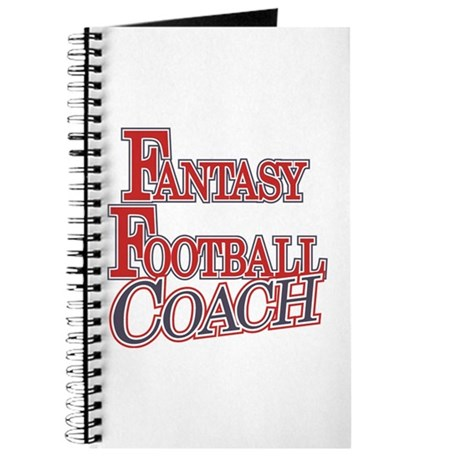 Fantasy Football Coach Journal