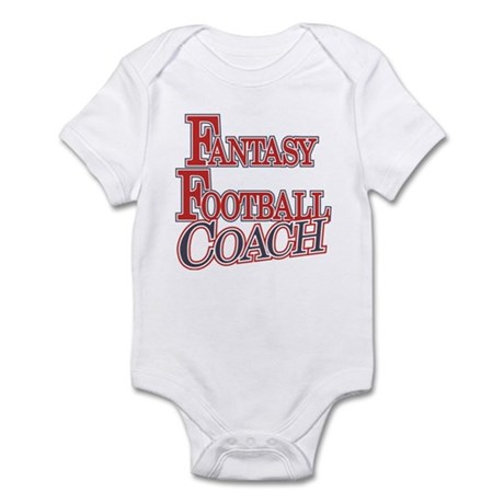 Fantasy Football Coach Infant Bodysuit