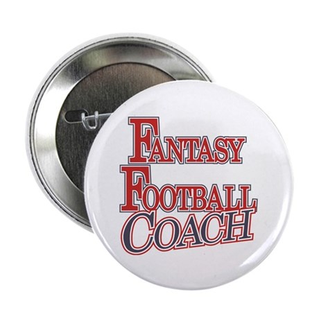 Fantasy Football Coach Button