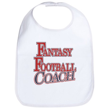 Fantasy Football Coach Bib