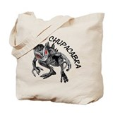 New Chupacabra Design 2 Tote Bag