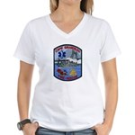 Cape Girardeau Fire Women's V-Neck T-Shirt
