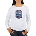 Cape Girardeau Fire Women's Long Sleeve T-Shirt
