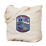Cape Girardeau Fire Tote Bag