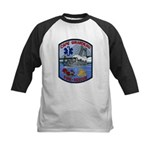 Cape Girardeau Fire Kids Baseball Jersey
