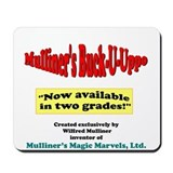 Mulliner's Buck-U-Uppo Mousepad