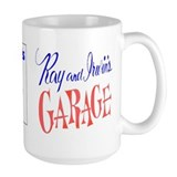 Ray &amp; Irwin's Garage Mug
