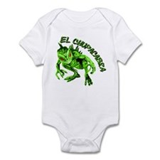 New Chupacabra Design 15 Infant Bodysuit