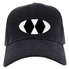 Double Black Diamond Ski Shir Baseball Hat