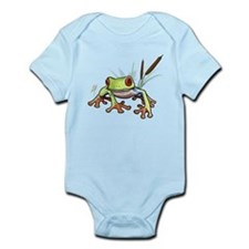 """Frog 1"" Infant Bodysuit"