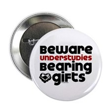 "Understudies 2.25"" Button (100 pack)"