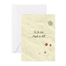 Greetingcard Greeting Cards (Pk of 20)