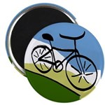 Freedom Bicycle Magnet