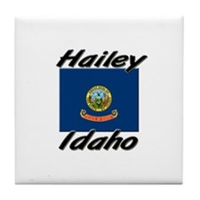 Hailey Idaho Tile Coaster