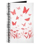 Butterfly Art Journal / Butterfly Art Notebook