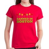 LEDs Banned Boston Tee