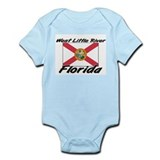 West Little River Florida Infant Bodysuit