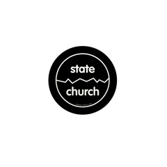 Separate Church and State Mini Button (10 pack)