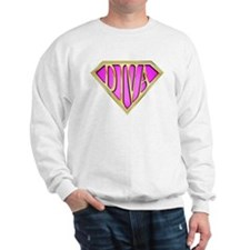 SuperDiva(Bling) Sweatshirt