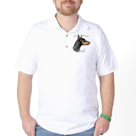 Dobie Dad2 Golf Shirt