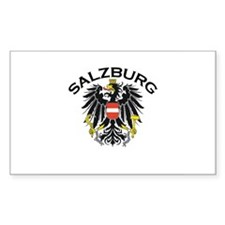 Salzburg Rectangle Decal