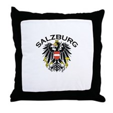 Salzburg Throw Pillow