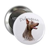 Dobie Mom2 Button