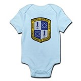 USS DENNIS J. BUCKLEY Infant Bodysuit