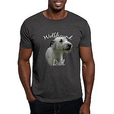 Wolfhound Dad2 T-Shirt