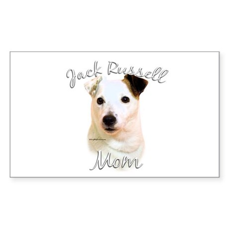 JRT Mom2 Rectangle Sticker