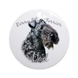 Kerry Blue Dad2 Ornament (Round)