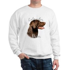 Lab Mom2 Sweatshirt