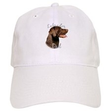 Lab Dad2 Baseball Cap