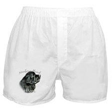 Newfie Mom2 Boxer Shorts