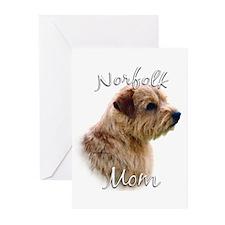 Norfolk Mom2 Greeting Cards (Pk of 10)