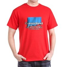 Connecticut Just Like Mass T-Shirt