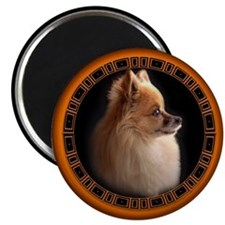 Pomeranian Fridge Magnet Dog Gifts Magnet