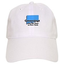 Connecticut, New York Baseball Cap