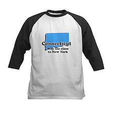 Connecticut, New York Tee